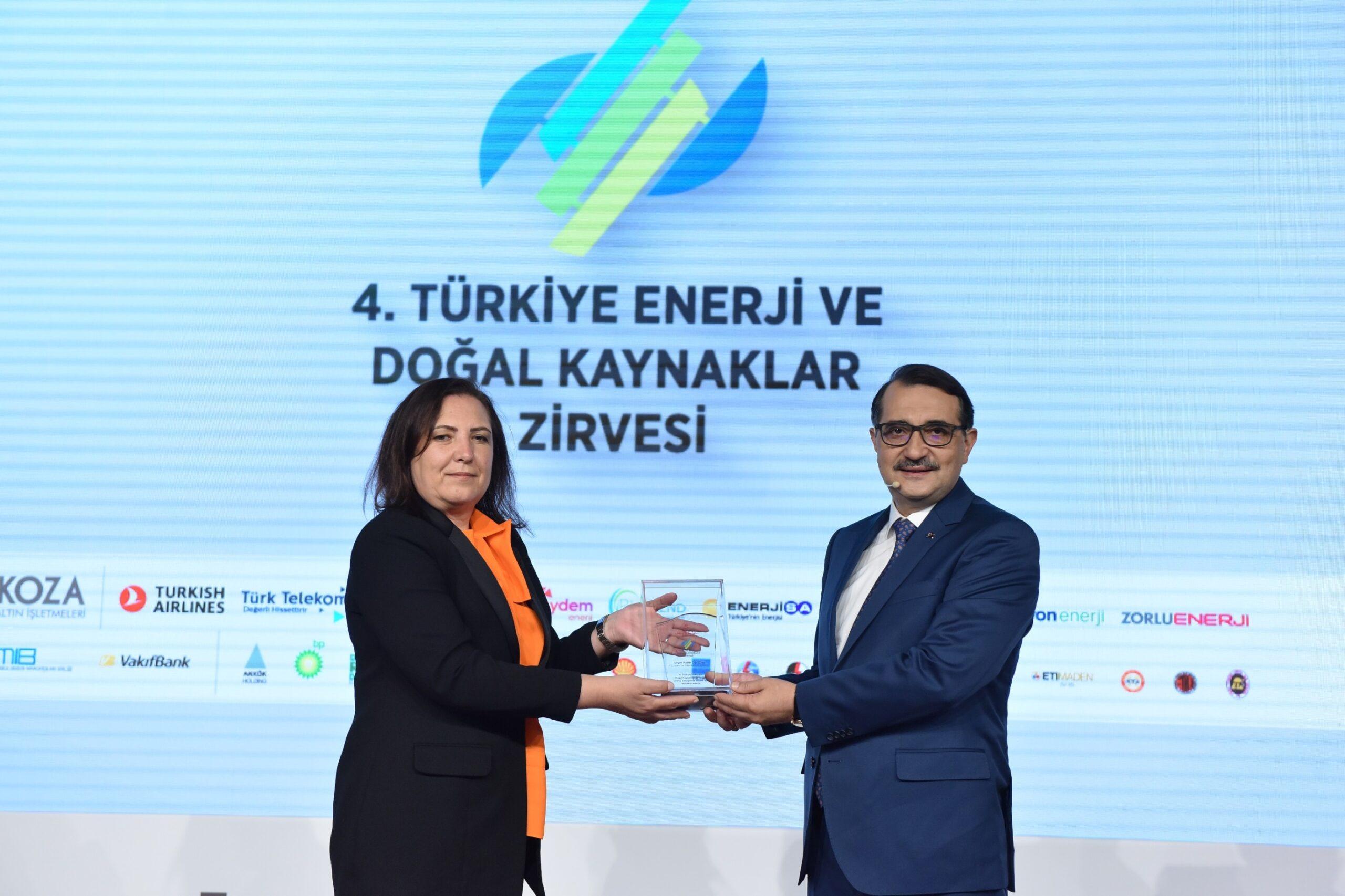 4. Türkiye Enerji ve Doğal Kaynaklar zirvesi